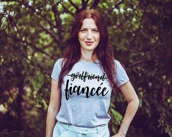 Fiance shirts / Girlfriend fiance shirt / Fiance gift / Fiance tshirt / Fiancee shirt / Fiancee shirts / Fiancee tshirt / Fiancee tshirts
