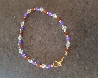 Bracelet beads and Golden seed