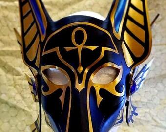 Anubis Mask, Egyptian Mask