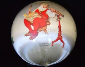 Vintage 1975 Norman Rockwell Hallmark Ornament