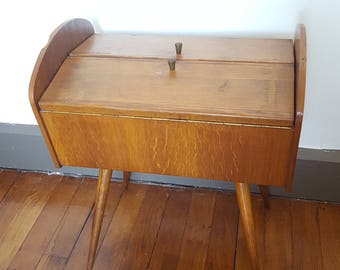 sewing - seamstress vintage furniture