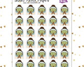 Face Mask Stickers   Beauty Stickers   Spa Stickers   Cailynn Stickers   Skincare Stickers   Character Stickers   632