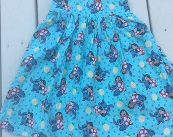 Lilo and Stitch patterned Dress