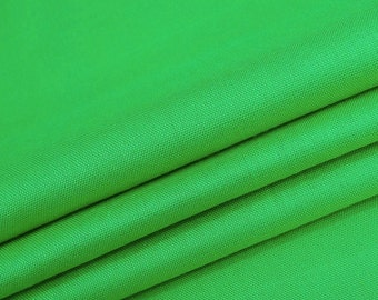 """Sea Green Rayon Fabric, Quilt Material, Apparel Fabric, Decor Fabric, Crafting, 40"""" Indian Fabric By The Yard PZBR3D"""