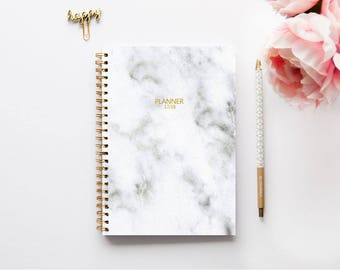 2018 Planner - 2018 Weekly Planner - Personalized Planner - 2018 Diary - Custom Gift - 2018 planner