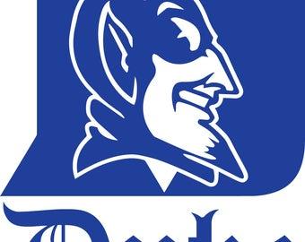 Duke Blue Devils Vector File