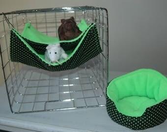 3 pcs Rat hammock set