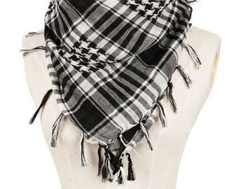 scarf, shemagh scarf, military scarf
