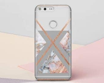 Google Pixel Case Pixel Google Case Clear Marble Case Google Pixel XL Case Google Pixel 2 Case Google Pixel XL 2 Case Phone Case A700 CG6029