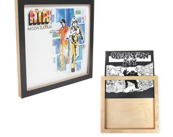 Line Phono Premium Vinyl Record Frame Display