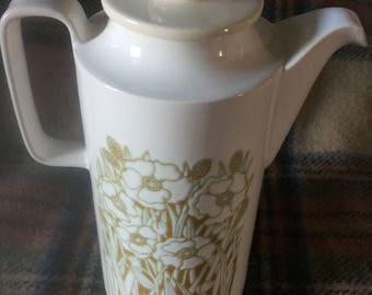 Hornsea Fleur Coffee Pot