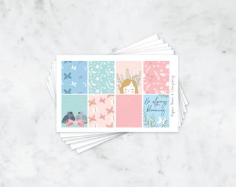 Hello Spring Weekly Kit