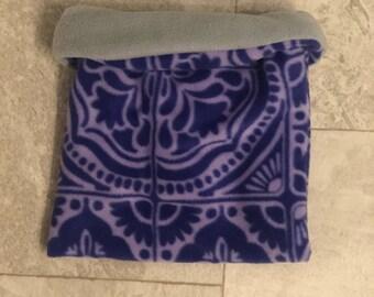 Snuggle sack - Bonding Bag - Cuddle Sack - Hedgehog - Guinea Pig - Fleece