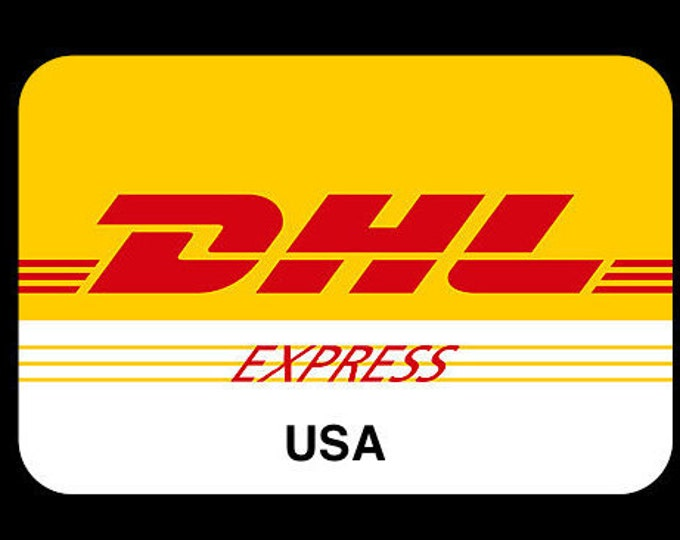 US DHL Express Shipping, 2 days
