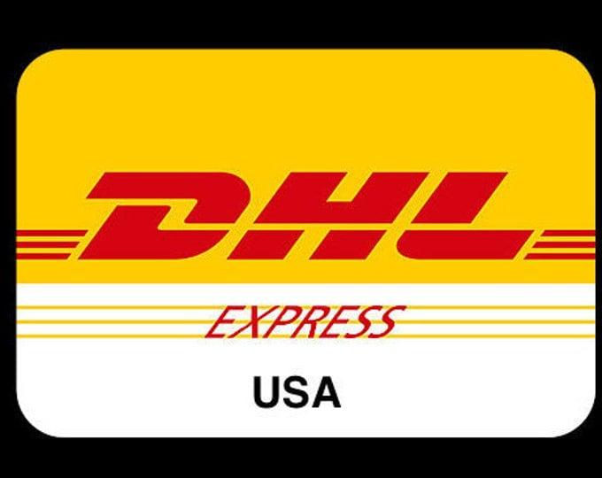 US DHL Express Shipping, 2 days