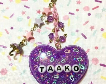 TAZ Taako charm