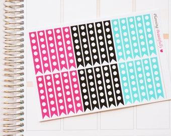 checklist stickers, checklist planner stickers, planner stickers, eclp stickers, erin condren planner stickers, planner stickers checklist