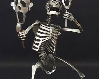 "Drama Queen Skeleton (10"" Tall)"