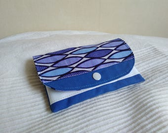 tobacco pouch designs blue graphics style wax