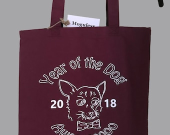 Tote Bag - Year of the Dog