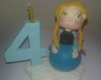 princess merida andle numbers