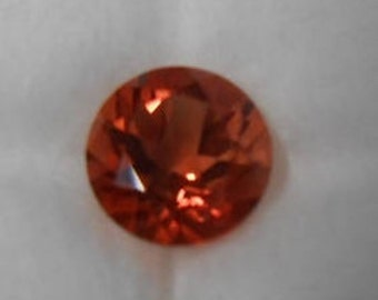 1.55ct Red Oregon Sunstone