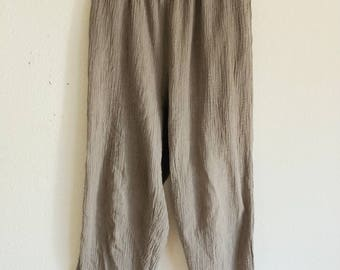 Vintage Pottery Clay Pants