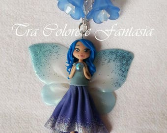 Blue and Purple Fairy