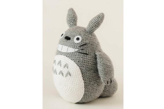 Amigurumi Totoro : Totoro amigurumi totoro plush totoro toy totoro crochet