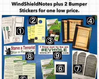 EV Etiquette Assorted Pack - Hang Tags, Charge Notices Blocked EV_Blocked ICE_Blocked icehole evhole charging cars vehicles Electric Vehicle