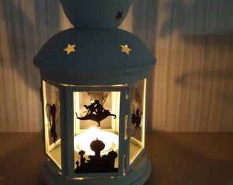 Aladdin-inspired Lantern
