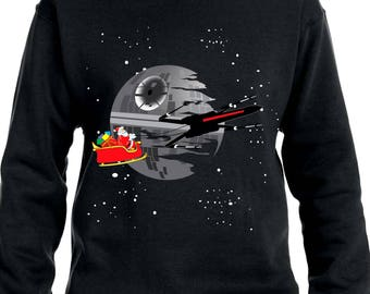 star wars sweater etsy. Black Bedroom Furniture Sets. Home Design Ideas