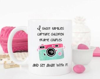 Photographer Mug, Photographer Gift, Funny Photographer Gift, Funny Photographer Mug, Gift for Photographer, Wedding Vendor Gift, Coffee Mug