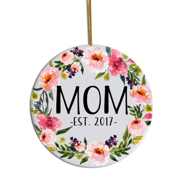 Mom Ornament Christmas Ornament for Mom New Mom Ornament