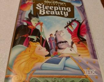 Walt Disney's Sleeping Beauty VHS