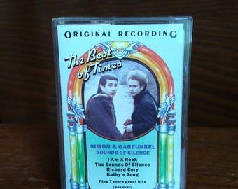 Simon and Garfunkel The Best of Times Cassette