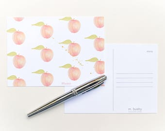 Peach State Post Cards