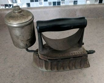 """Antique Iron """" The Monitor"""" 1903"""