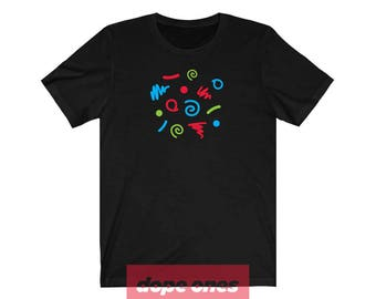 90S Hip Hop Clothing, Retro, Streetwear, Blazed, Bling, Dope, Cool, Swag, Novelty, Apparel, 90s Fashion, 90s Clothing, Dope Ones™ UT001-02