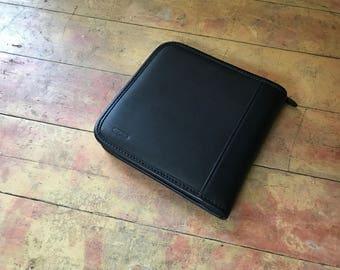 Coach Compact Disc Case Mint Condition