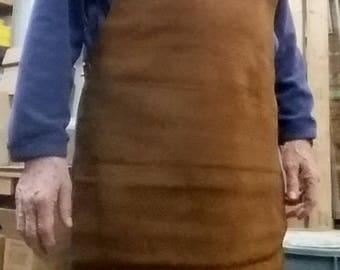 Leather Master Blacksmith Apron  (MBA)