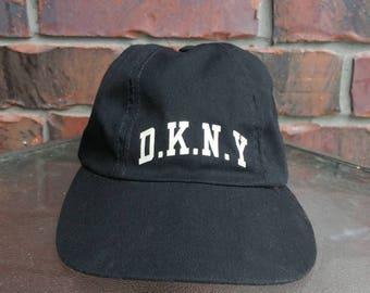 DKNY 90s Hat Vintage DKNY Cap Adjustable DKNY Hat