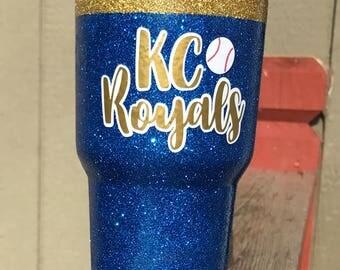 "KC Royals ""Yeti"" Tumbler"