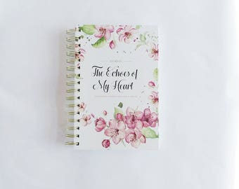 The Echoes of My Heart journal