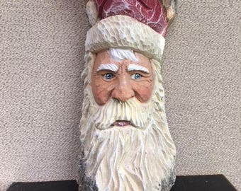 Cottonwood Bark Santa