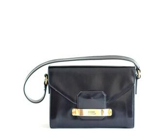 Gianfranco Ferré black vintage bag