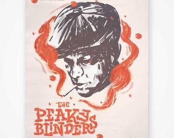 Peaky Blinders movie poster