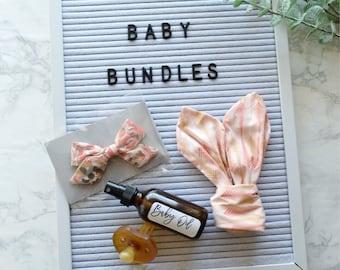 Organic Baby Gift Set, Organic Newborn Gift, Baby Shower Gift, Organic Baby, New Baby Gift, Gift Set, Newborn Gift, Baby Bundle, Baby Gift