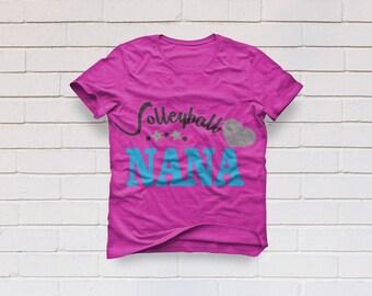 volleyball svg, Volleyball Nana svg, Volleyball Shirt, Mimi svg, SVG Files, Cricut, Cameo, Cut file, Files, Clipart, Svg, DXF, Png, Pdf, Eps