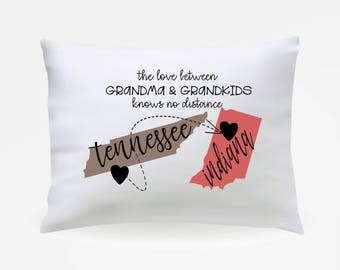 long distance relationship, moving away gift, long distance grandma, grandpa, grandparents, grandchildren, grandkids, sisters, dorm decor